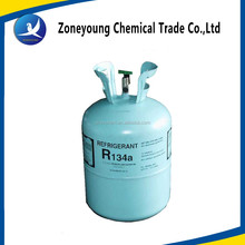 2017 China refrigerant gas R134a factory refrigerant gas substitutes OEM