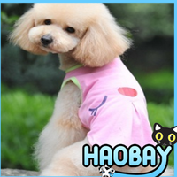 Pet T Shirt Summer Dog Clothes Wholesale Products Dog Items