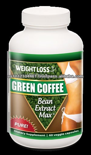 Green Coffee Bean Extract Private Label Weight Loss Pills
