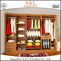 New Popular Bedroom Diy furniture Designs Veneer Cheap Wardrobe godrej almirah designs with price