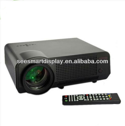 Full HD 200W LED lamp 3D Projector Native1280*800 Video Home Theater Portable TV Projectors