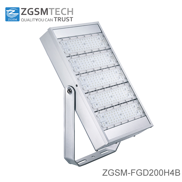 7 years warranty 200w led <strong>flood</strong> light IP66 IK10 led outdoor <strong>flood</strong> light