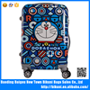 fashion cartoon design universal wheels PC travel luggage with noiseless wheels