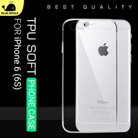 Hybrid Case For Iphone 6, For Crystal Clear Shockproof Iphone 6 Case Covers, For White Casing Iphone 6 Cover Transparent