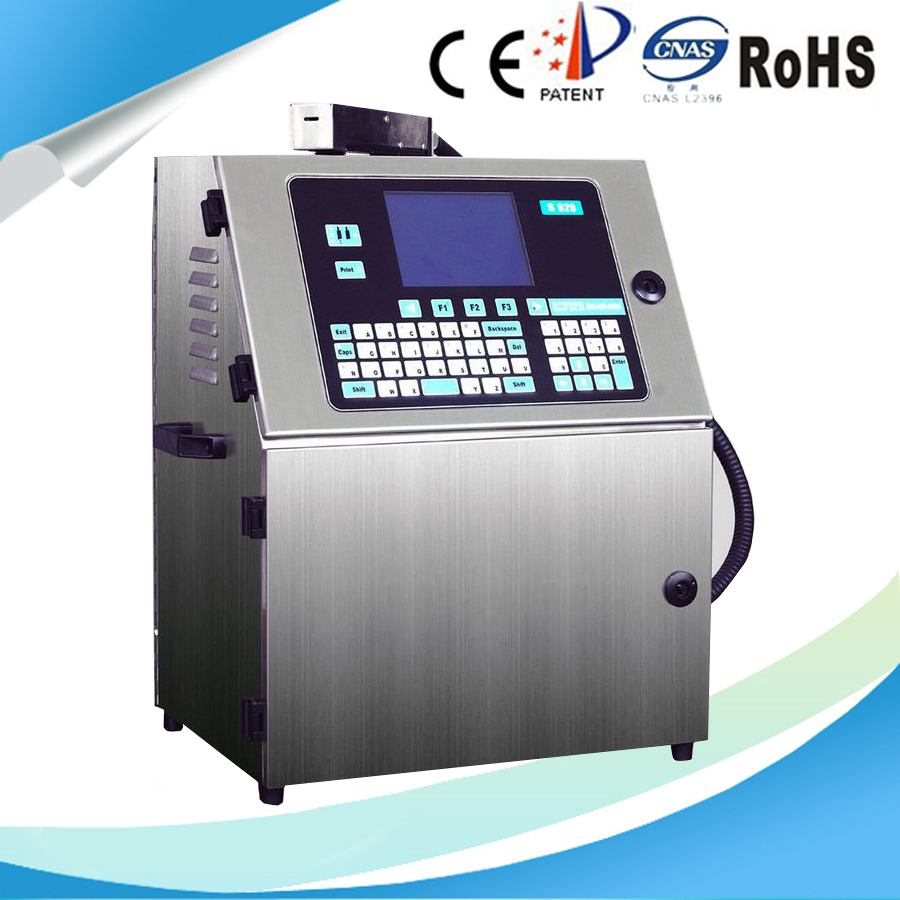 Working principle of printer industrial Inkjet printer for PVC pipe