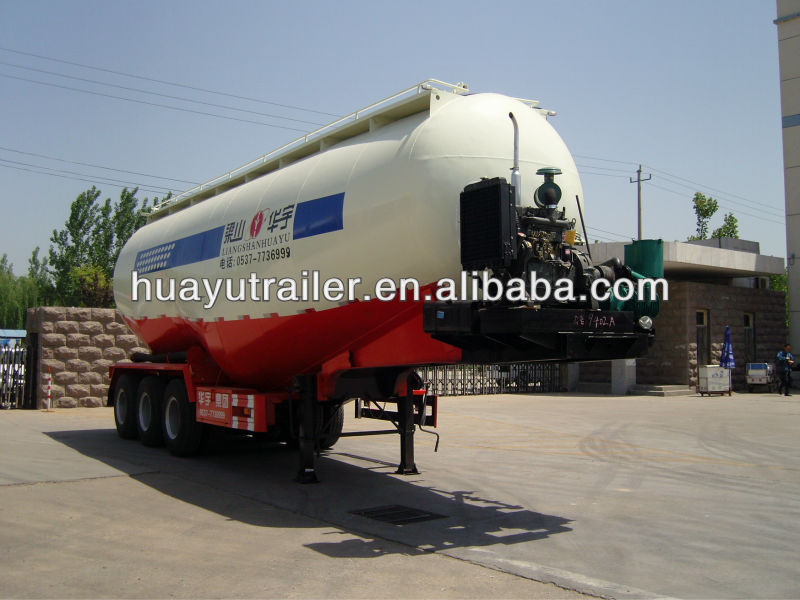 50cbm bulk cement trailer