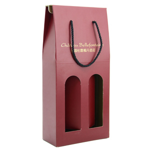 alibaba china custom white paper cardboard wine 5 liter box