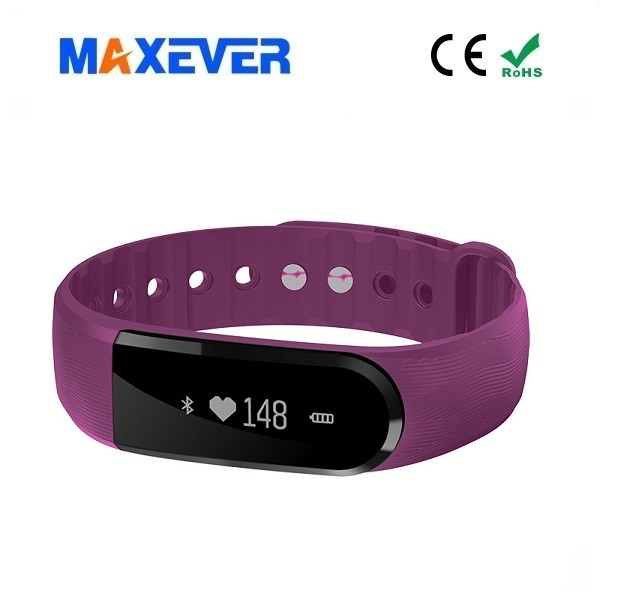 Fitness Watch Smart Bracelet Band Bluetooth Heart Rate Monitor Wristband vs Fitbit ID101