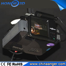 honor home theater system 3D passive polarization modulator for digital cinema