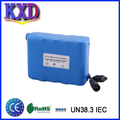Cheap Rechargeable lithium ion battery 12v 8000mah 4p3s battery