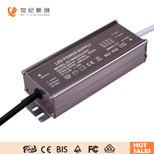 80W led driver constant current waterproof IP65 high efficient power supply