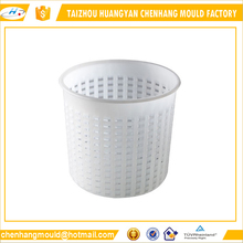 Cheap plastic bathroom basket mould for home items