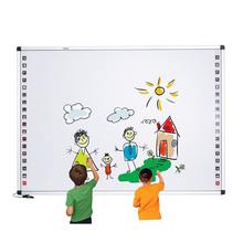 China electronic whiteboard all in one best qualified infrared smart digital interactive white boards classroom smart notebook