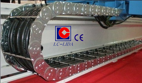 LC-LIDA flexible steel cable carrier of TLG type China supplier