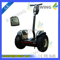 China electric chariot x2 Personal transporter 2 wheel self balancing off road scooter