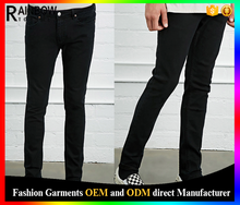 China Manufacturer Custom Casual Skinny Denim Jean Pants For Man