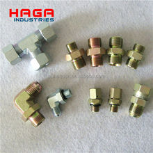 Hydraulic hose end fittings and Adapter