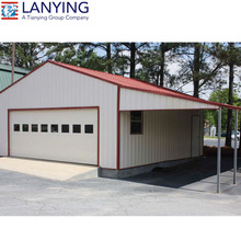 prefabricated industrial quick prefab shed for sale