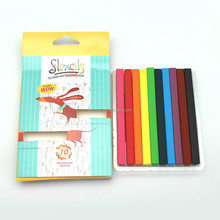 Promotion gift creative cheap back to school bulk crayons
