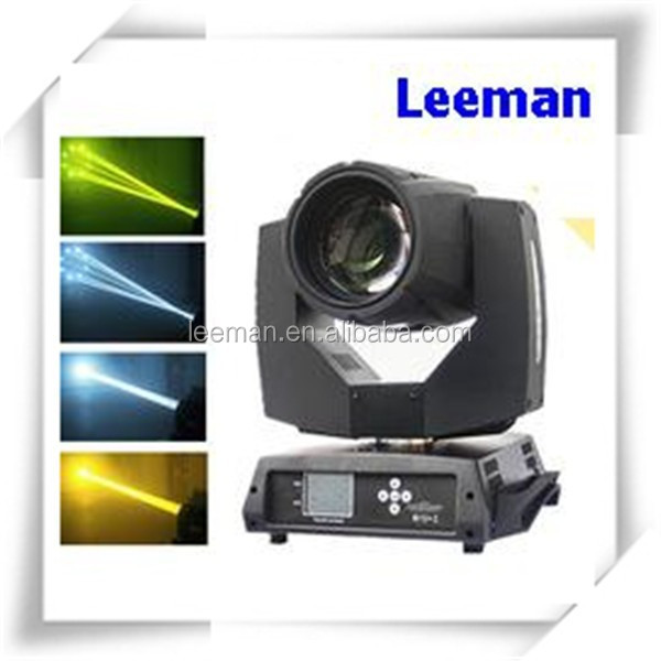 Leeman dj light$ 7R 230W Sharpy Beam Moving Head Light 120W mini 2r beam moving head light /2r beam/ 2r