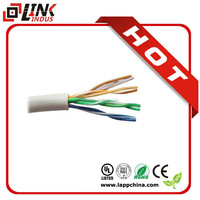 high speed types of data communication cable cat 5e