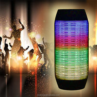 my vision cheap mini bluetooth speaker bluetooth shower speaker with led lights for all smartphones