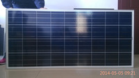 2014 best offer 12v 150w solar panel in cheap price