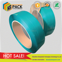 high toughness pet strapping belt plastic packing band for brickworks packing
