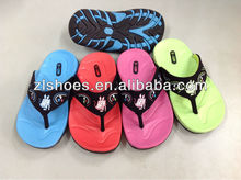 Children EVA Injection slippers