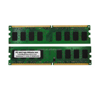 Factory fast delivery original granules Full compatible 800mhz 800D2S6/4G RAM ddr2 4gb memory