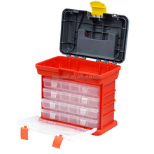 Plastic Hand pull out box