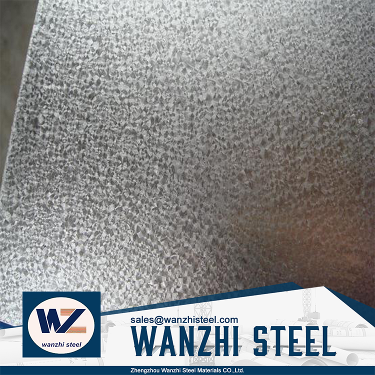 Aluminium zinc coted roofing plate /Galvanized Paint