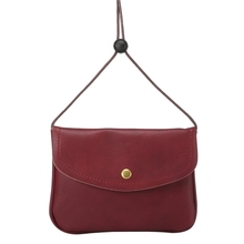 Fashionable Ladies Leather Bag, PU Leather Crossbody Bag for 5.5 Inch Mobile Phones