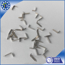 Small Metal Professional Custom L type Stamping Part by Dip Coating, Mirror Polishing