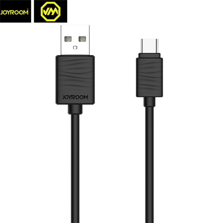JOYROOM JR-S118 1m 2.4A Type <strong>C</strong> to USB Fast Charging Cord Charge Cable