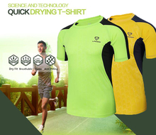 Showlands fitness clothing For Outdoor Sport new <strong>design</strong> tshirt men