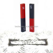 Educational Alnico Bar Magnets & Iron Filings Set - Science & Education