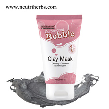 High Quality Carbonated Bubble Clay Face Mask Mineral Beauty System Dead Sea