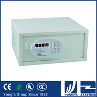Hotel safety electronic laptop safe deposit box factory price mini safe box small used fafe box