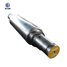 Customized Spheroidal Graphite Cast Iron Shaft
