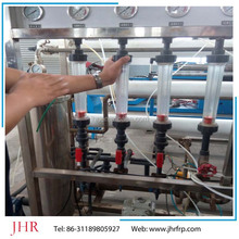 Factory the best 4Ton per hour reverse osmosis water system well water filtration equipment
