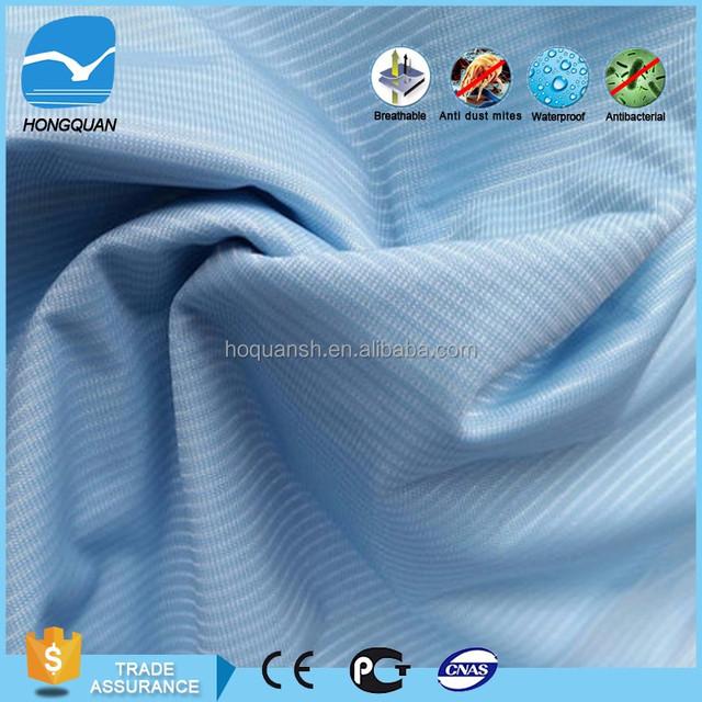 Dust Mite Proof curtains fabrics microfiber textiles