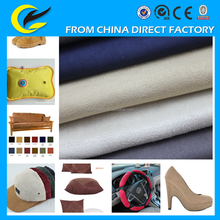 highquality polyester fabric suede for sofa garment
