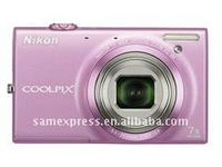 NIKON COOLPIX S6150 Digital Camera