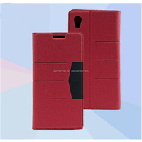 Ultra-thin frosted flip leather phone cover case for Samsung Galaxy Note C S A J E ON edge mini plus 9 8 7 6 5 4 3 2 1