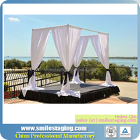Wholesale used pipe and drape kits for wedding tent