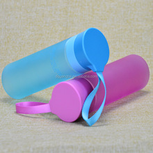 Elegant food grade wide mouth cheap plastic water bottles