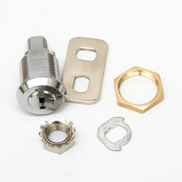 TKB23 dimple medeco cam lock brass lock