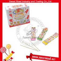 Instant Sour Fruity Powder Stick Candy