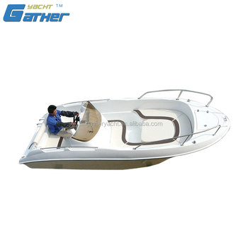 Gather Yacht china hot sale 16ft speed boat for sale